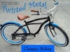 Bicicleta Retro Modelo Twisted Metal