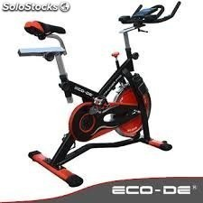 "Bicicleta spinning ""trailer pro"" eco 819"