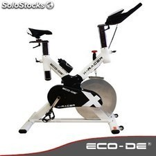 Bicicleta spinning x-racer eco 818