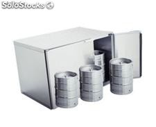 Bierfass Container 6x 50 lt