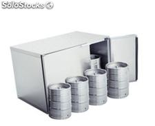 Bierfass Container 8x 50 lt