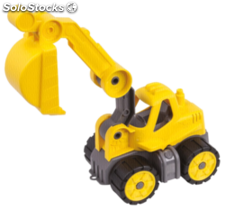 BIG Power Worker Mini excavadora