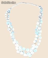 BIJ13 Collier Coquillage *2