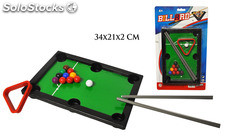 Billard de table 34 cm