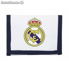 Billetera real madrid 1? equip. 16-17