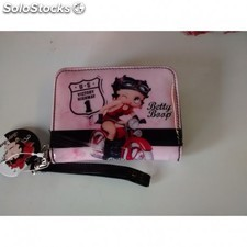 Billetero Betty Boop 12,5x9,5x3cm.