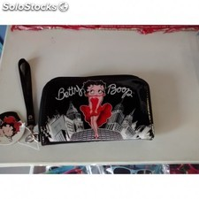 Billetero Betty Boop 15x10x3cm