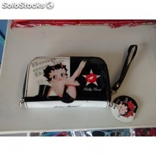 Billetero Betty Boop 15x10x3cm.