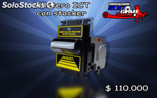 Billetero ict con stacker