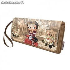 Billetero Largo Betty Boop 20x10.5x4cm.