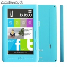 "Billow - E2TLB 7"""" 4GB Azul lectore de e-book"