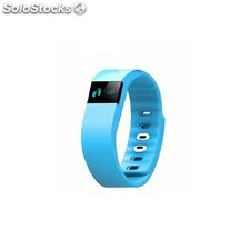 "Billow - XSB60 Wristband activity tracker 0.49"""" OLED Inalámbrico Azul"