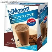 Bimanan batido chocolate