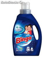 Bingo liquid detergent 1040 ml 16 wash