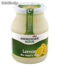 Bio-Jogurt mild, Lemon 3,7% 500g