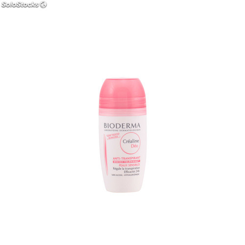 Bioderma CREALINE DEO anti-transpirant roll-on peaux sensibles 50 ml