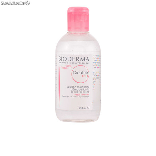 Bioderma CREALINE H2O solution micellaire peaux sensibles 250 ml
