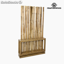 ✅ biombo bamb natural (100 x 20 x 179 cm) - coleccin pure life by