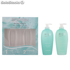 Biotherm biosource duo pnm lote 2 pz