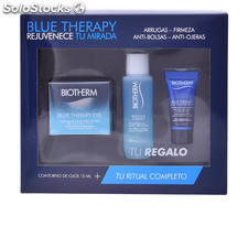 Biotherm blue therapy eyes lote 3 pz