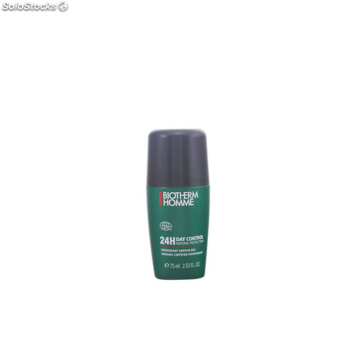 Biotherm homme day control natural protect déo roll-on 75 ml