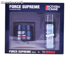 Biotherm homme force supreme lote 2 pz