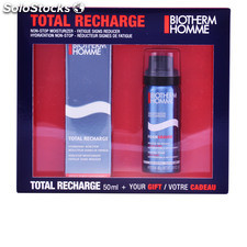 Biotherm homme total recharge lote 2 pz