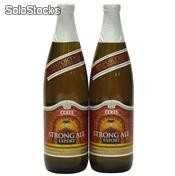 Birra ceres strong ale bott. Cl.66