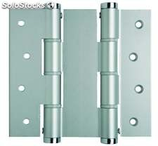 Bisagra Doble Accion 2 Pz.Plata Da120 5414.01
