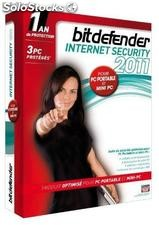 bitdefender total security 3pc 1 año