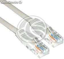 Black category 5e UTP cable (5m) (RY07)