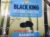 black king hookah charcoal