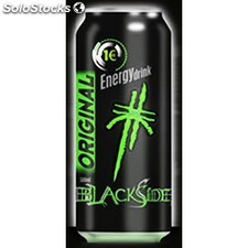 Black side energy drink 500 ml - likkeland - 8414635002797 - 22526