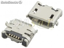 BlackBerry 9300, 9520,9550, 9700, 8520 conector micro USB (5 pines)