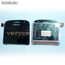 Blackberry 9500 9550 9800 9630 lcd touch housing flex exportar distribuir