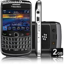 BlackBerry 9700 Bold Preto 3g Wi-Fi qwerty Bluetooth Câm 3.2mp 2gb