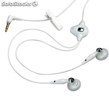 Blackberry Active auriculares Estereo HDW14322003 blanco