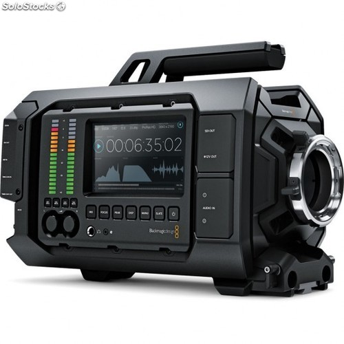 Blackmagic ursa pl