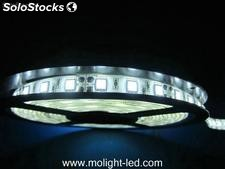 Blanco frío tira de led flexible (smd3528)