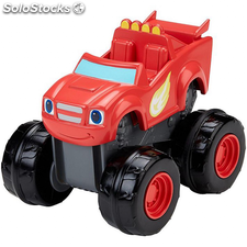 Blaze and the Monster Machines Coche de carreras Slam & Go Stripes CGK23