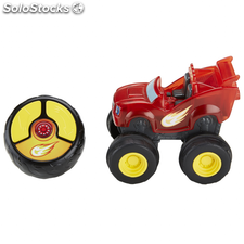 Blaze and the Monster Machines Coche R/C Racing Blaze DPP91