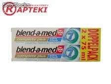 Blend-a-med Complete Plus pasta do zębów 2x75ml