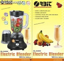Blender avec moulin à épices Orbit BL-949M