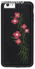 BlingMyThing Petite Couturiere Flora Vivacity, iPhone 6