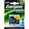 Blister 4 piles HR03 800 pre chargee energizer
