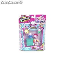 Blister 5 Shopkins Serie 6