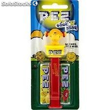 Blister figurine+ recharge pez
