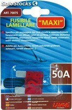 Blister fusible maxi 50 amp.