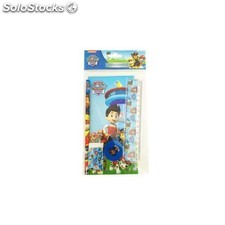 Blister Papeleria Patrulla Canina Paw Patrol 5pzs