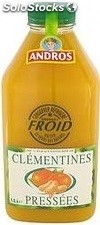 Blle 25CL pet jus clementine andros
